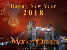 Happy and Prosperous New Year 2018 to all our clients, friends and family wishing MarketOrders.net  #HappyNewYear2018 #MarketOrders #MO #Online #GoldJewellery #Marketplace #Platform #Connecting #UK #Retailers #SMEs #Worldwide #Manufacturers #B4B