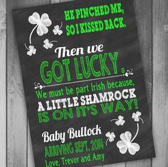 Funny St Patrick S Day Quot I Make Irish People Quot Maternity