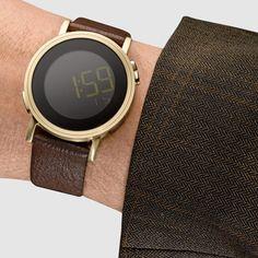 sassy watch, similar to my philip starck watch.