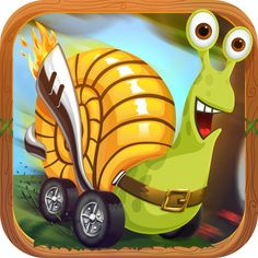 Are you ready for Shell on Wheels ?  Turbo Snail is out looking for leaves while jumping over bugs along the way!  Beware of the nasty Bugs!  Your favorite Superfast Snails are here : Turbo, Nitro, Speedy and Booster  Simple effective controls. Tap screen to jump over obstacles.  Kids Mode gives players Invincibility and helps our younger players enjoy the game even more.  Fully optimized for iPhone 5