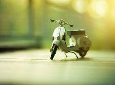 Miniature Cars Series on Behance Miniature Photography, Photography Series, Cute Photography, Cute Images For Dp, Cute Photos, Motos Vespa, Wallpaper Nature Flowers, Miniature Cars, Cars Series