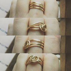 "14 Likes, 1 Comments - Aldivels Handmade (@aldivelsjewelry) on Instagram: ""The ultimate brass #ring  Simple yet unique! . . . #handmade #affordablefashion #unique…"""