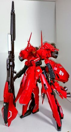 Custom Build: 1/100 ARZ-125 Re-HIZE - Gundam Kits Collection News and Reviews