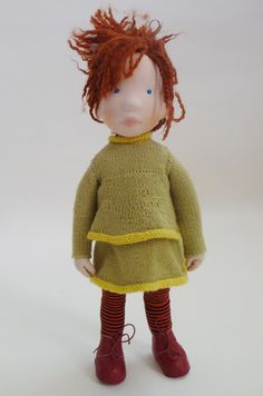 Nora / cloth doll by AldegondeCeelen on Etsy http://www.etsy.com/listing/123873083/nora-cloth-doll?ref=shop_home_active