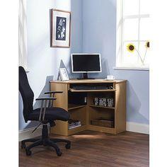 Oxford Corner Desk, Multiple Colors - Walmart.com