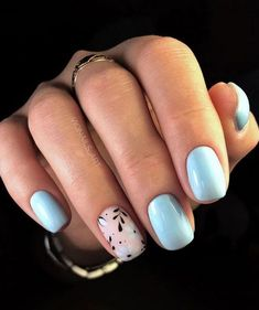 Beautiful Manicure Nails For Short Nails Design Ideas -Square & Almond Nail. Beautiful Manicure Nails For Short Nails Design Ideas -Square & Almond Nails - - - nails ideas short Square Nail Designs, Diy Nail Designs, Short Nail Designs, Acrylic Nail Designs, Art Designs, Nail Designs Floral, Pretty Nail Designs, Gel Manicure Designs, Popular Nail Designs