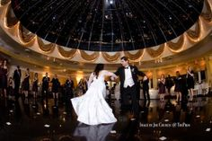 Elite's owner details a celebration he performed at for Michael & Nicole at the Grand Marquis in Old Bridge, NJ. Photo courtesy of The Pro's photography.