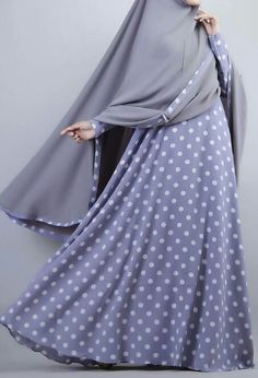 Muslim Dress, Hijab Dress, Islamic Fashion, Muslim Fashion, Niqab Fashion, Fashion Dresses, Designer Anarkali Dresses, Sleeves Designs For Dresses, Islamic Clothing