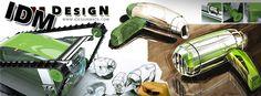 工業設計, Industrial Design banner