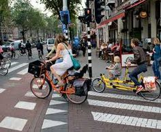 Bicycle - Amsterdam