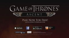 Game of Thrones Ascent 2015 Trailer