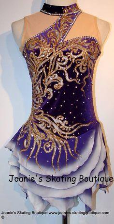 New skating dresses