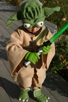 Yoda! This is awesome!!!
