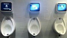 Tablet Games Urinal
