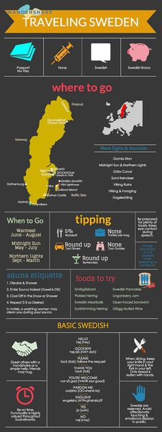 Wandershare.com - Traveling Sweden | by Wandershare