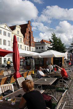 Summer in Lübeck