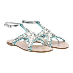 8223fb1ac0ee comes in seahorse too (the one i want  695 Starfish Sandals