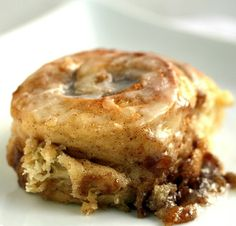So Good Cinnamon Rolls by sprinkledwithflour: If you're going to indulge in cinnamon rolls why not go for the best? Mashed potatoes makes these amazingly soft and moist.