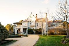 A new Hope owner ... Michael Anderson's Bowral residence, Hopewood House, is priced at $6.5 million.