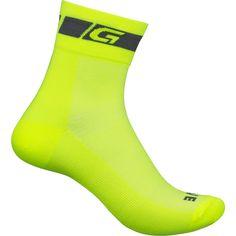 GripGrab Hi Vis Regular Summer Socks   Cycling Socks