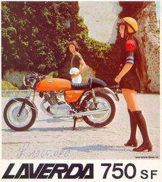 Laverda 750 SF  #motorcycles