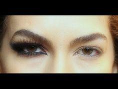 Como aumentar os olhos   Alice Salazar