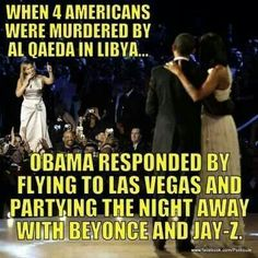 STILL MAKES ME MAD. WE WILL NEVER FORGET. Remember Benghazi. Blatant disrespect for those that died that night. Hopefully, this will be the scandal, that will break this administrations lies and denial tactics.