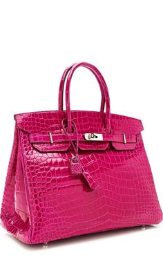 4b410ea5a5ed (Raspberry bag is perfect accent for my colors   style) Hermes Bags