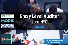 Entry Level Auditor Jobs