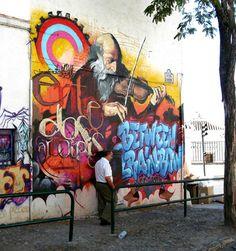 El niño de las Pinturas, el arte del Sur in Granada