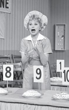 Lucy working in the chocolate factory. *It's true, I do love Lucy!!