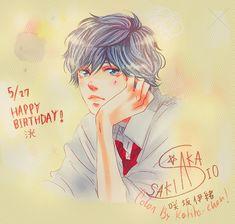 Kou happy birthday! by katita-chan.deviantart.com on @deviantART