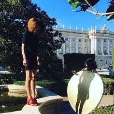 Shoe shooting with shadow  #vanessawu #ss2016 #collection