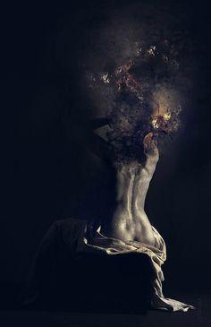 Fabio Selvatici is a self-taught, Ferrera-born photo-manipulator, with the beautiful talent of artistic deterioration.