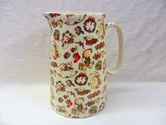 Victorian Christmas Gift 4 pint jug by Heron Cross Pottery Heron Cross Pottery http://www.amazon.co.uk/dp/B015YKRP26/ref=cm_sw_r_pi_dp_ckjWwb0V0XW6T