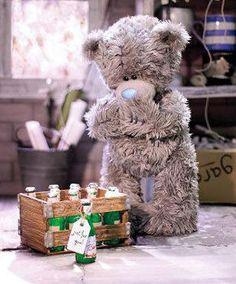 ♥ Tatty Teddy ♥ - Du bist noch minderjährig, Finger weg du kleiner Wicht.