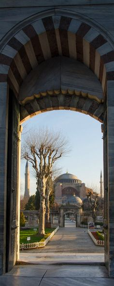 "yes-yolan: ya Hagia Sophia, Istanbul, Turkey "" Hagia Sophia, Places Around The World, Travel Around The World, Around The Worlds, Pictures Of Turkeys, Beautiful World, Beautiful Places, Sainte Sophie, Republic Of Turkey"