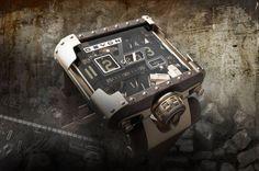 Devon Tread 1 Steampunk Watch