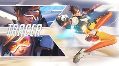 Download Tracer Overwatch Wallpaper Girl by Pt Desu 1920x1080