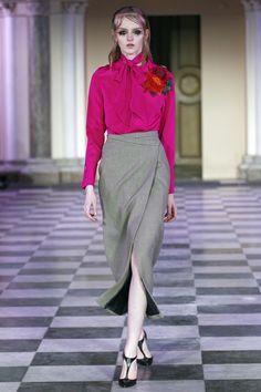 Mark Kenly Domino Tan Copenhagen Fall 2016 Fashion Show