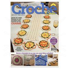 Revista Círculo Crochê Casa Ed. Minuano nº 15 - Bazar Horizonte