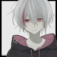 Anime Angel, Anime Demon, Manga Anime, Cute Anime Character, Character Art, Anime Ghost, Gothic Anime, Cute Anime Guys, Anime Boys