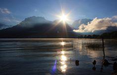 Lever de soleil,  Photo du 31-10-10