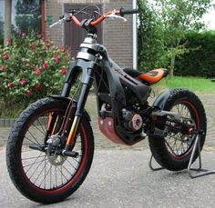 Trial Prototype by Philippe Aresten & Yamaha Amsterdam