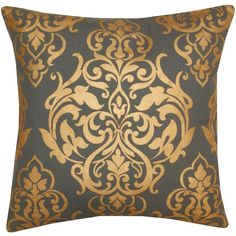 Divine Designs Khari Cotton Flex Pillow ($64) ❤ liked on Polyvore featuring pillows
