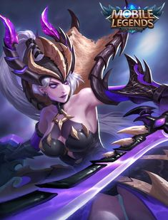 Android Wallpaper - Mobile Legends Karina Wallpaper HDis free HD Wallpaper Thanks for you visiting . Android Wallpaper - Mobile Legends Karina Wallpaper HDis free HD Wallpaper Thanks for you visiting . Mobiles, Game Character, Character Design, Fantasy Characters, Female Characters, Dark Rose, Alucard Mobile Legends, Dragon Hunters, Moba Legends