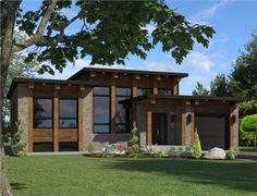 Plan 31186D 3 Bed Modern Ranch House Plan Modern ranch Ranch