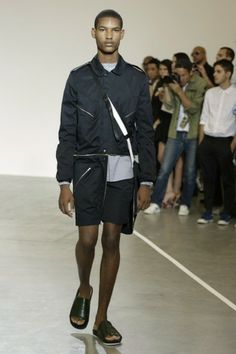 Standard Deviation - Fashion. Design. Culture. Art. Myko.: Tim Coppens Spring / Summer 2013 Menswear Runway