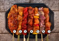 No matter why you have decided to plan a barbeque party, the memories that will come from it are sure to stick with your g Cheap Bbq, Barbeque Sides, Meat Love, Bbq Skewers, Bbq Party, Bbq Grill, Gourmet Grill, Tasty