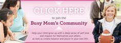 Learn how to get your #child to listen, pay attention and #behave, no #punishments, bribes, or time outs.   Just love, connection, and communication. www.BusyMomsMembership.com